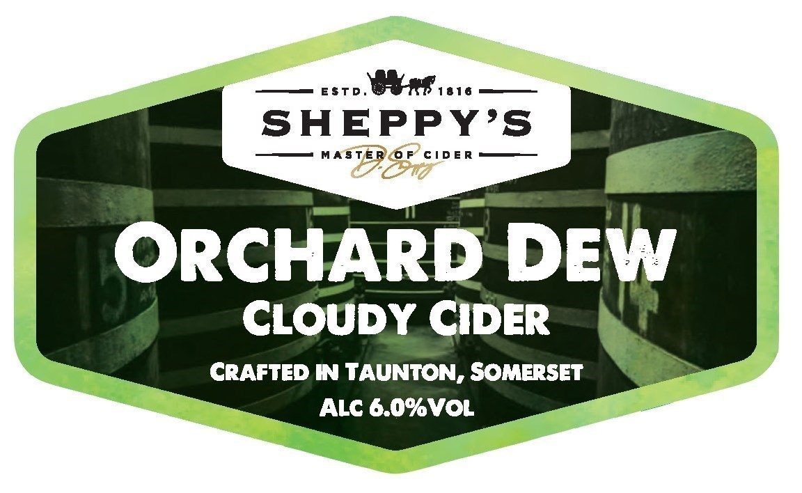Sheppy's Orchard Dew